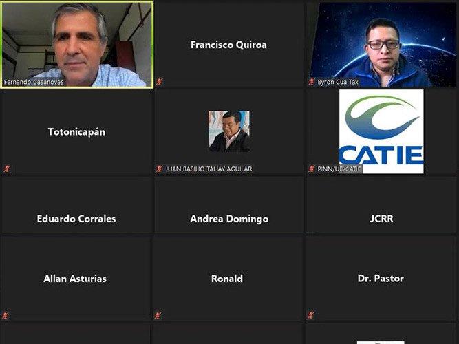 Técnicos y profesionales de Guatemala se capacitan en análisis de datos e interpretación de resultados